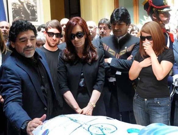 Nestor's funeral