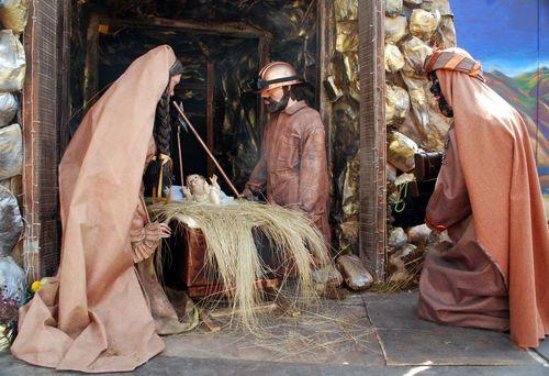 Mine nativity